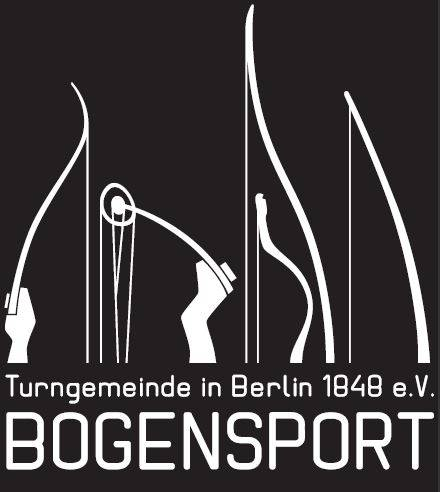 Bogensport T-Shirt-Logo
